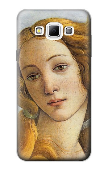 Printed Botticelli Birth of Venus Painting Samsung Galaxy A7, A7 Duos Case