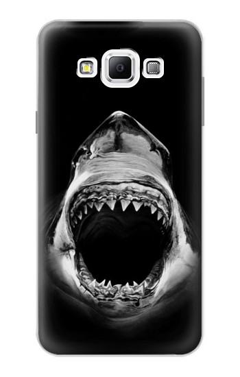 Printed Great White Shark Samsung Galaxy A7, A7 Duos Case