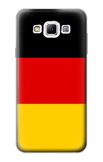 Printed Flag of Germany Samsung Galaxy A7, A7 Duos Case