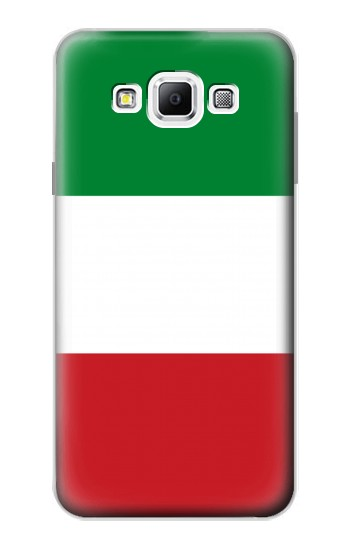 Printed Flag of Italy and Mexico Samsung Galaxy A7, A7 Duos Case