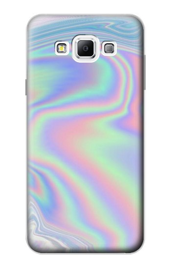 Printed Pastel Holographic Photo Printed Samsung Galaxy A7, A7 Duos Case