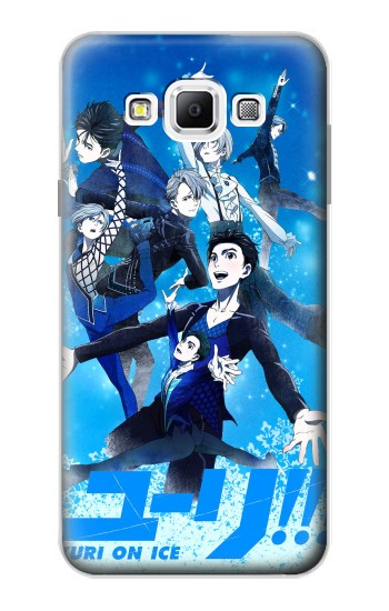 Printed Yuri On Ice Samsung Galaxy A7, A7 Duos Case