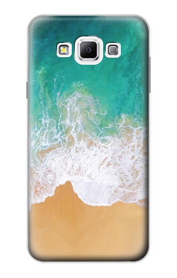 Printed Sea Beach Samsung Galaxy A7, A7 Duos Case