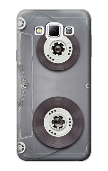 Printed Cassette Tape Samsung Galaxy A7, A7 Duos Case