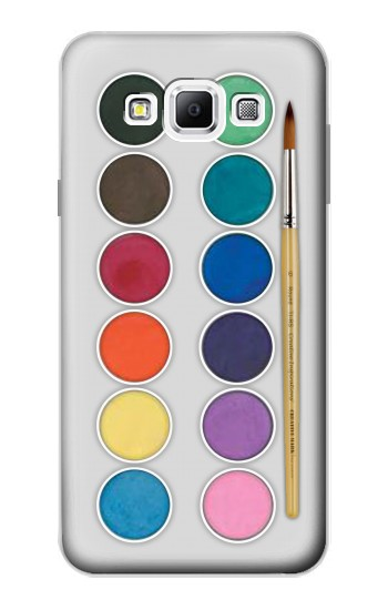 Printed Mixing Color Plate Samsung Galaxy A7, A7 Duos Case