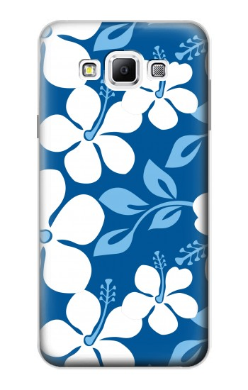Printed Hawaii Blue Pattern Samsung Galaxy A7, A7 Duos Case