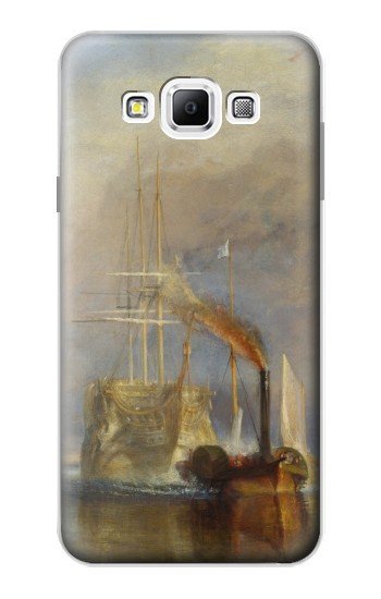Printed Joseph Mallord William Turner The Fighting Temeraire Samsung Galaxy A7, A7 Duos Case