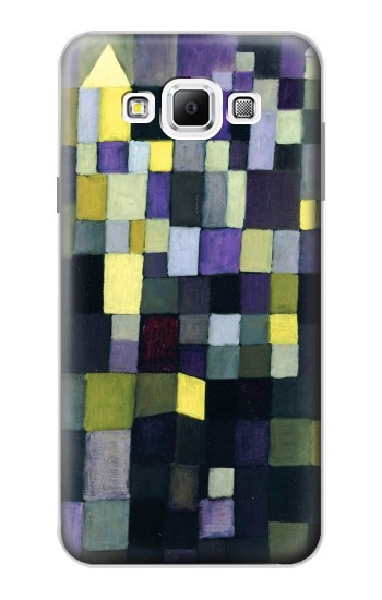 Printed Paul Klee Architecture Samsung Galaxy A7, A7 Duos Case