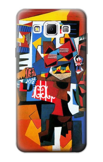 Printed Picasso The Bird Cage Samsung Galaxy A7, A7 Duos Case