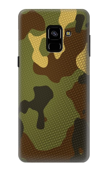 Printed Camo Camouflage Graphic Printed Samsung Galaxy A8 (2018) Case