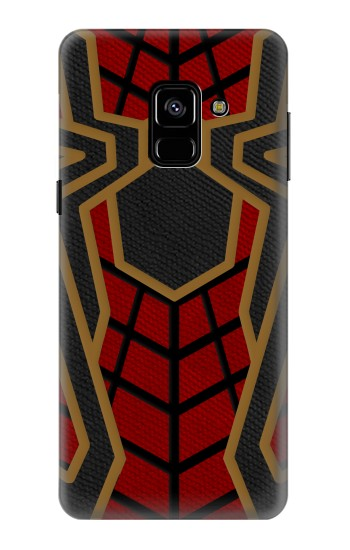 Printed Spiderman Inspired Costume Samsung Galaxy A8 (2018) Case