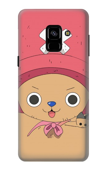 Printed Tony Tony Chopper Samsung Galaxy A8 (2018) Case