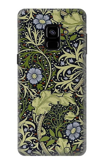 Printed William Morris Samsung Galaxy A8 (2018) Case