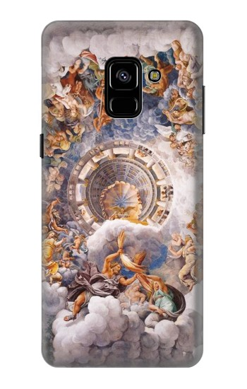Printed The Assembly of Gods Samsung Galaxy A8 Plus (2018) Case