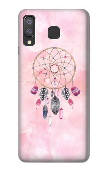 Printed Dreamcatcher Watercolor Painting Samsung Galaxy A8 Star (A9 Star) Case