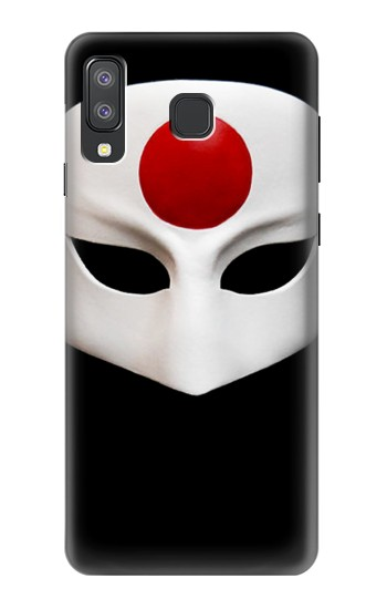 Printed Japan Katana Mask Samsung Galaxy A8 Star (A9 Star) Case