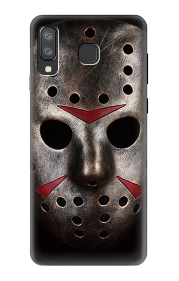 Printed Jason Mask Samsung Galaxy A8 Star (A9 Star) Case