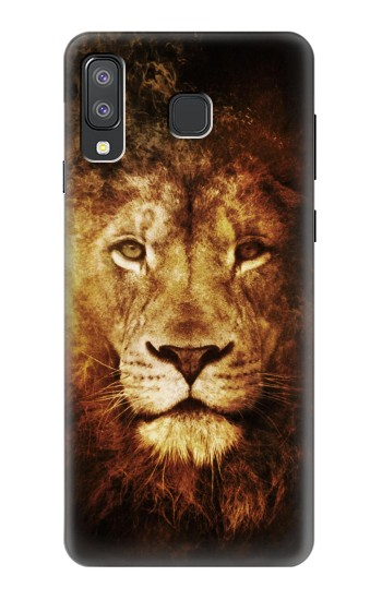 Printed Lion Samsung Galaxy A8 Star (A9 Star) Case