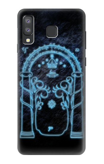Printed Lord of The Rings Mines of Moria Gate Samsung Galaxy A8 Star (A9 Star) Case