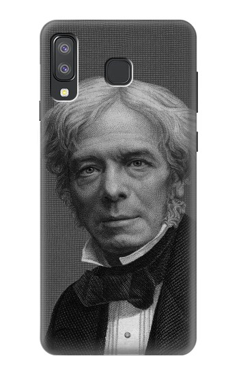 Printed Michael Faraday Samsung Galaxy A8 Star (A9 Star) Case