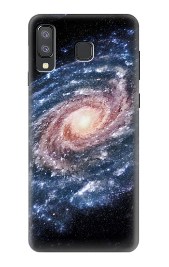 Printed Milky Way Galaxy Samsung Galaxy A8 Star (A9 Star) Case