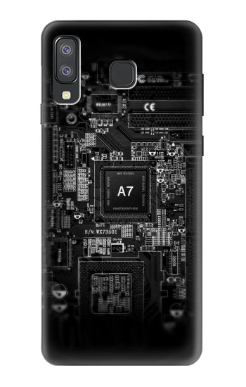 Printed Mobile Phone Inside Samsung Galaxy A8 Star (A9 Star) Case