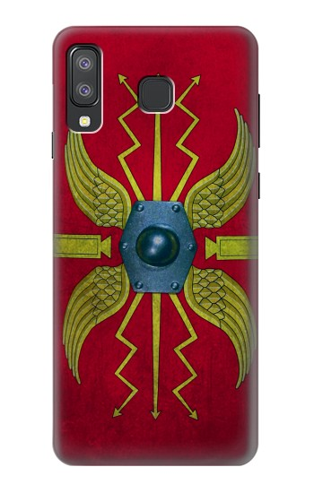Printed Roman Shield Scutum Samsung Galaxy A8 Star (A9 Star) Case