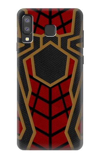 Printed Spiderman Inspired Costume Samsung Galaxy A8 Star (A9 Star) Case
