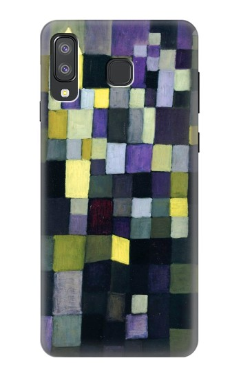 Printed Paul Klee Architecture Samsung Galaxy A8 Star (A9 Star) Case