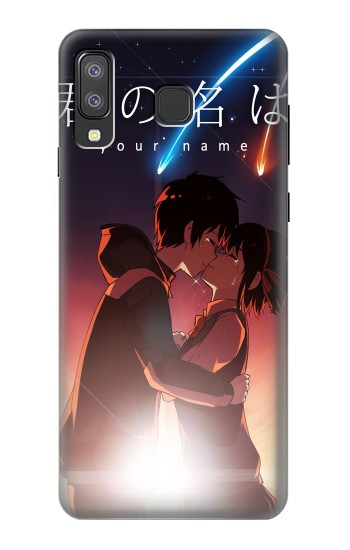 Printed Your Name I Will Be Searching For You Samsung Galaxy A8 Star (A9 Star) Case