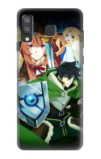 Printed The Rising Of The Shield Hero Samsung Galaxy A8 Star (A9 Star) Case