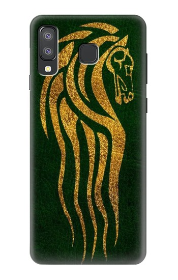 Printed Lord of The Rings Rohan Horse Flag Samsung Galaxy A8 Star (A9 Star) Case