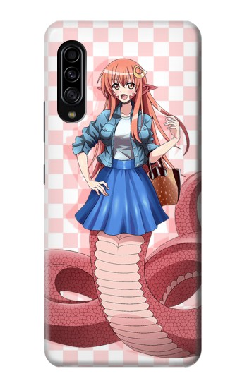 Printed Daily Life With A Monster Girl Lamia Miia Samsung Galaxy A90 5G Case