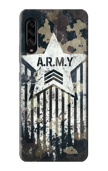 Printed Army Camo Camouflage Samsung Galaxy A90 5G Case