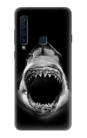 Printed Great White Shark Samsung Galaxy A9 (2018) Case