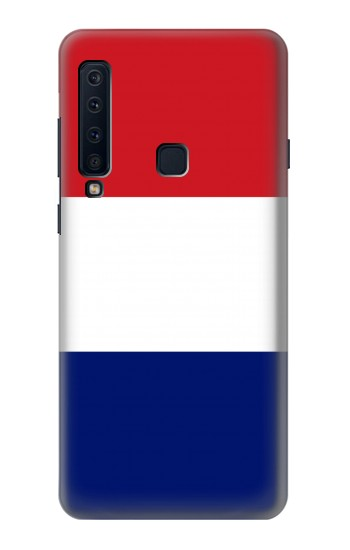 Printed Flag of France and the Netherlands Samsung Galaxy A9 (2018) Case