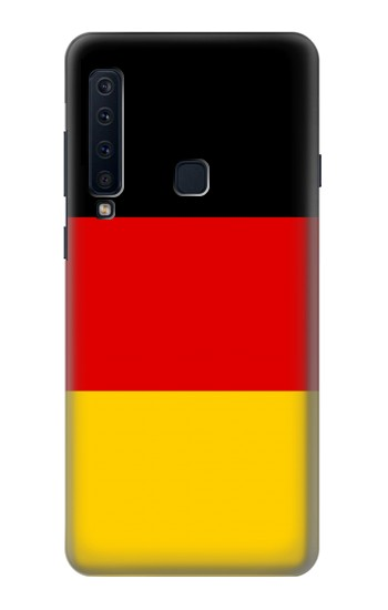 Printed Flag of Germany Samsung Galaxy A9 (2018) Case