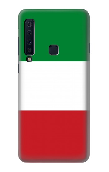 Printed Flag of Italy and Mexico Samsung Galaxy A9 (2018) Case