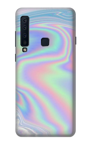 Printed Pastel Holographic Photo Printed Samsung Galaxy A9 (2018) Case