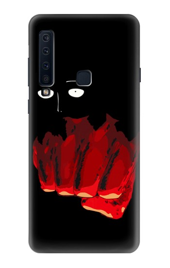 Printed One Punch Man Fight Samsung Galaxy A9 (2018) Case