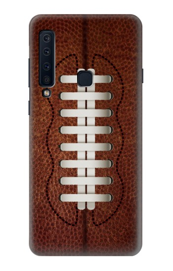 Printed Leather Vintage Football Samsung Galaxy A9 (2018) Case