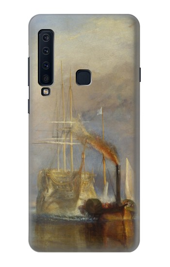 Printed Joseph Mallord William Turner The Fighting Temeraire Samsung Galaxy A9 (2018) Case