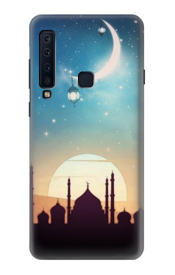Printed Islamic Sunset Samsung Galaxy A9 (2018) Case