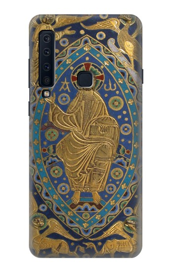 Printed Book Cover Christ Majesty Samsung Galaxy A9 (2018) Case