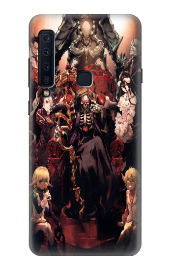 Printed Overlord Ainz Ooal Gown Samsung Galaxy A9 (2018) Case
