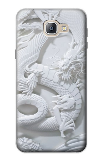 Printed Dragon Carving Samsung Galaxy A9, A9 Pro (2016) Case