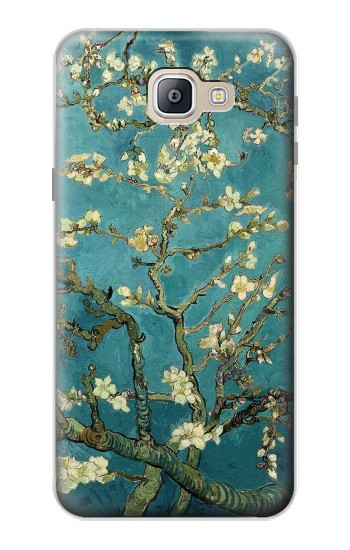 Printed Blossoming Almond Tree Van Gogh Samsung Galaxy A9, A9 Pro (2016) Case