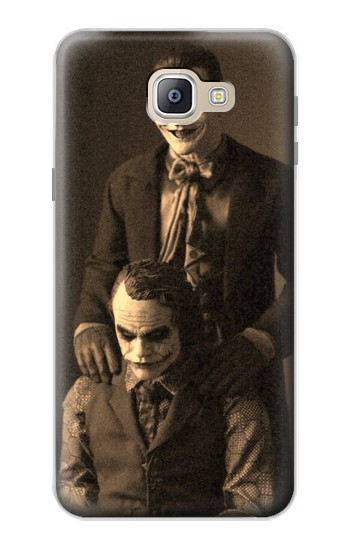 Printed Jokers Together Samsung Galaxy A9, A9 Pro (2016) Case