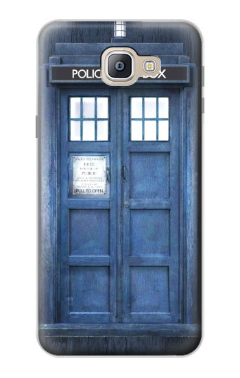 Printed Doctor Who Tardis Samsung Galaxy A9, A9 Pro (2016) Case