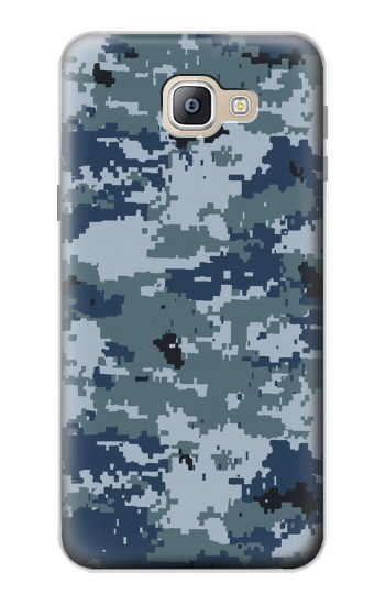 Printed Navy Camo Camouflage Graphic Samsung Galaxy A9, A9 Pro (2016) Case